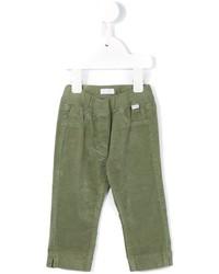 Pantalón de chándal verde oliva de Il Gufo