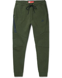 Pantalón de chándal verde oliva de Nike