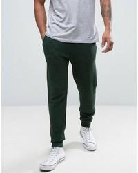 Pantalón de Chándal Verde Oscuro de Asos
