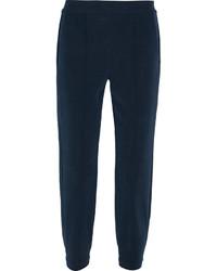 Pantalón de pinzas azul marino de Vince