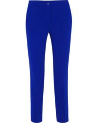 Pantalón de pinzas azul de Etro
