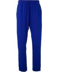 Pantalón de pinzas azul de P.A.R.O.S.H.