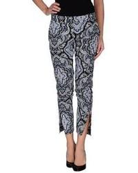 Pantalon de pinzas de paisley original 10597518