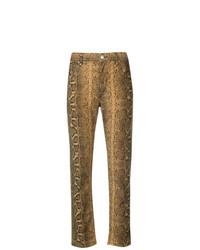 Pantalón de pinzas marrón de Isabel Marant Etoile