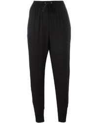 Pantalón de pinzas negro de 3.1 Phillip Lim