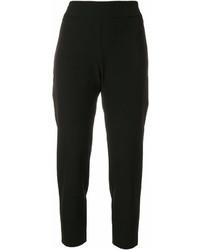 Pantalón de pinzas negro de Blugirl