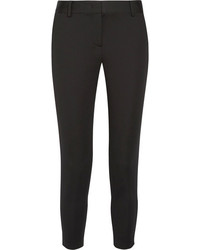 Pantalón de pinzas negro de DKNY