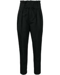Pantalón de pinzas negro de IRO