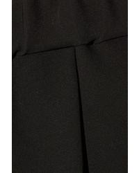 Pantalón de pinzas negro de Elizabeth and James