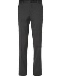 Pantalón de vestir a lunares en negro y blanco de Dolce & Gabbana
