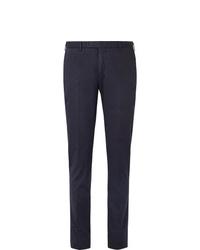 Pantalón de vestir azul marino de Boglioli