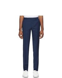 Pantalón de vestir azul marino de BOSS