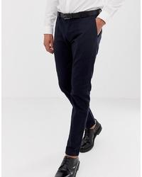 Pantalón de vestir azul marino de Esprit