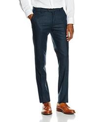 Pantalón de vestir azul marino de Gabicci Vintage