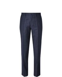 Pantalón de vestir azul marino de Hugo Boss