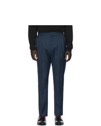 Pantalón de vestir azul marino de Hugo