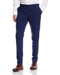 Pantalón de vestir azul marino de Jack & Jones
