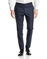 Pantalón de vestir azul marino de JACK & JONES PREMIUM