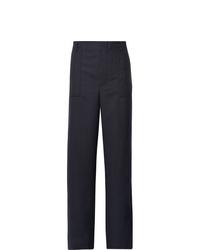 Pantalón de vestir azul marino de Jacquemus