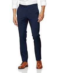 Pantalón de vestir azul marino de Pierre Cardin