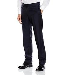 Pantalón de vestir azul marino de Roy Robson