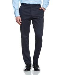 Pantalón de vestir azul marino de Selected Homme
