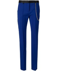 Pantalón de Vestir Azul de ADAM by Adam Lippes