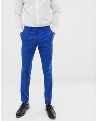 Pantalón de vestir azul de Jack & Jones