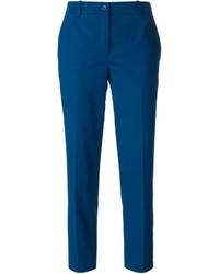 Pantalón de Vestir Azul de Jil Sander Navy