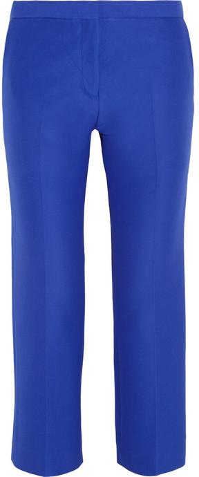Pantalón de Vestir Azul de Marni