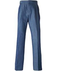 Pantalón de vestir azul de Paul Smith