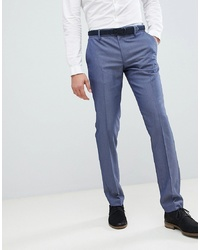 Pantalón de vestir azul de United Colors of Benetton