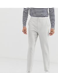 Pantalón de vestir blanco de ASOS DESIGN