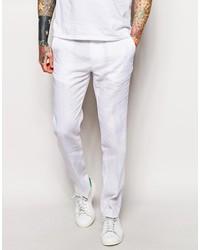 3e53cf603 Comprar un pantalón de vestir blanco Asos de Asos