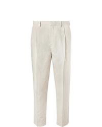 Pantalón de vestir blanco de Mr P.