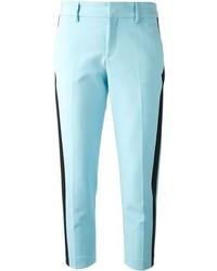Pantalon de vestir celeste original 2891949