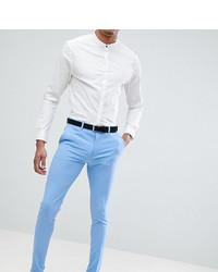 Pantalón de vestir celeste de ASOS DESIGN