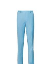 Pantalón de vestir celeste de Paul Smith