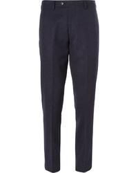 Pantalón de vestir de lana azul marino de J.Crew