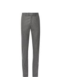 Pantalón de vestir de lana gris de Salle Privée