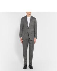 Pantalón de vestir de lana gris