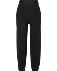 Pantalón de vestir de lana negro de Balenciaga