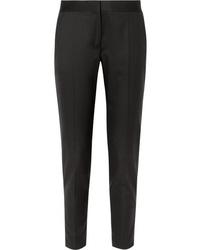 Pantalón de vestir de lana negro de Stella McCartney