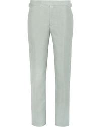 Pantalón de vestir de lino