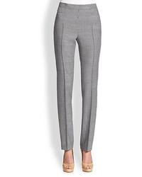 61dc3a607 pantalones grises mujer de vestir