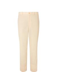 Pantalón de vestir en beige de Auralee