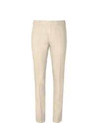 Pantalón de vestir en beige de Boglioli