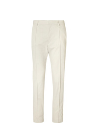Pantalón de vestir en beige de Hugo Boss