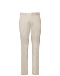 Pantalón de vestir en beige de Incotex