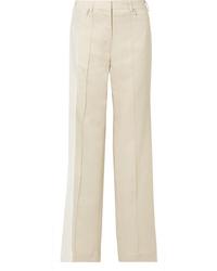 Pantalón de vestir en beige de Peter Do